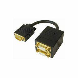 Adapter VGA Y splitter
