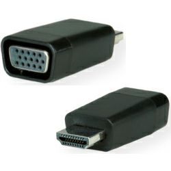 Adapter HDMI - VGA, M/F , S3208