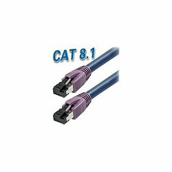 Patch kabel Cat 8.1 SFTP 1m, TRN-TI28-1L