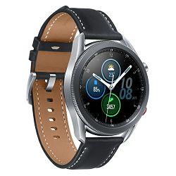 Samsung R840 Galaxy Watch 3 45mm, Silver, SM-R840NZSAEUF