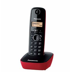 Panasonic KX-TG1611FXR crveni