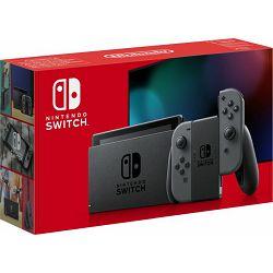 Nintendo Switch Console - Grey Joy-Con HAD, NSCONGREYJCHAD