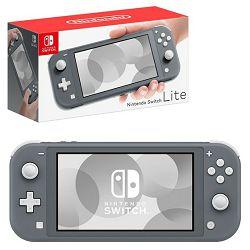 Nintendo Switch Lite Console - Grey, NINSWLITECGREY