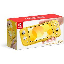 Nintendo Switch Lite Console - Yellow, NINSWLITECYELL