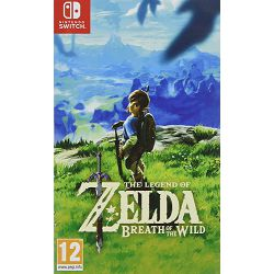 The Legend of Zelda: Breath of the Wild Switch, TLZBWSW