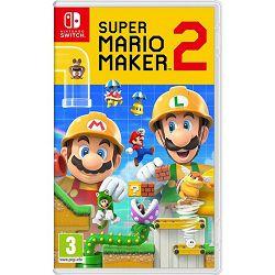 Super Mario Maker 2 Switch , SUPMARMAKER2SW