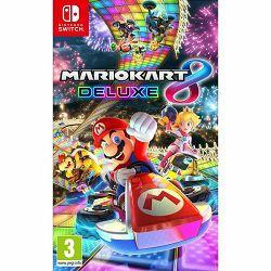 Mario Kart 8 Deluxe Switch , MK8DLXSW