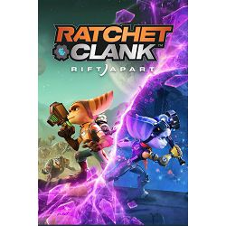 PS5 igra Ratchet & Clank: Rift Apart