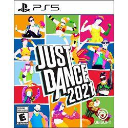 PS5 igra Just Dance 2021