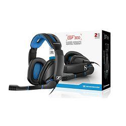 Slušalice Sennheiser GSP 300 Blue/Black, 507079