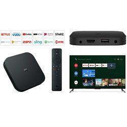 Xiaomi MI TV BOX S EU, 4K, crni , M19E, MDZ-22-AB