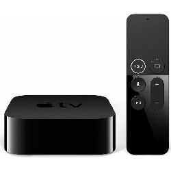 Apple TV 4K, 64GB, Media player, mp7p2mp, MP7P2FD