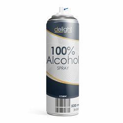 Sredstvo za čišćenje AM 100% alcohol spray 500ml