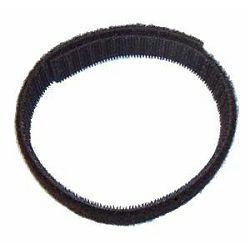 Solarix SXSZO-10MM-25M, Solarix Velcro, double-sided, black, MXL-SXSZO-10MM-25M