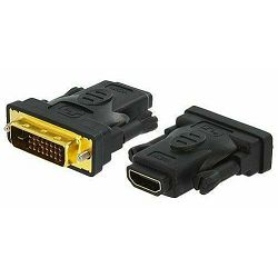 Adapter DVI M/HDMI F, C197-BL