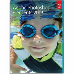 Adobe Photoshop Elements 2019 WIN/MAC IE License