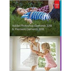 Adobe Photoshop & Premier Elements 2018 WIN/MAC, elektronska licenca