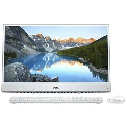 DELL Inspiron AIO 3477, i5/8/1TB/iHD/Linux/23.8 FHD/white