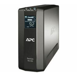 APC BR550GI • Back-UPS RS 550VA/330W • Izlazna snaga 330W • Tehnologija Line interactive AVR • Step