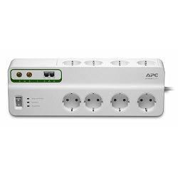 APC PMF83VT-GR, Prenaponska zaštita za računala i elektroničku opremu, APC Performance SurgeArrest 8 outlets with Phone & Coax Protection 230V