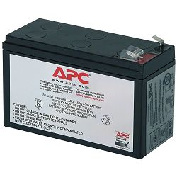 APC RBC17 • Zamjenska Baterija #17, BE700-GR, BK650EI (1* 12V-9Ah)