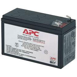 APC RBC2 • Zamjenska Baterija #2 za BK350EI, BK500EI, BK650EI, BH500INET, BE-550GR, BR500I, SC420I
