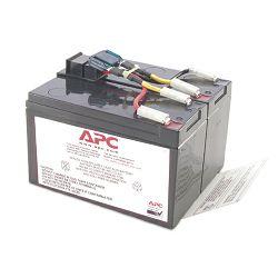APC RBC48 • Zamjenska Baterija #48, SUA750I (2x 12V-7Ah)