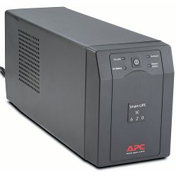 APC SC620I • Smart-UPS SC 620VA/390W • runtime 5,5/15,7min • Input/Output 230V • Sučelje DB-9 RS-23