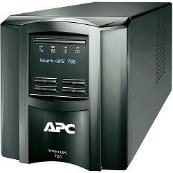 APC SMT750I • Smart-UPS 750VA/500W LCD • Izlazna snaga 500W • Tehnologija AVR • Izlazni napon 230V
