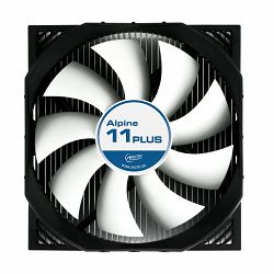 ARCTIC Alpine 11 plus, socket Intel 1150, 1151, 1155, 1156, 775 92mm PWM Fan, 500 - 2000 RPM contro