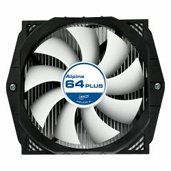 ARCTIC Alpine 64 Plus, socket 939/AM2/AM3/FM1/FM2, Max. Cooling Capacity 100 Watts, Fan (mm) 92 mm,