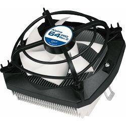 ARCTIC-COOLING Alpine 64 Pro Rev2, socket FM1/AM3+/AM3/AM2+/AM2/939