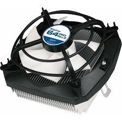 ARCTIC-COOLING Alpine 64 Pro Rev2, socket FM1/AM3+/AM3/AM2+/AM2/939
