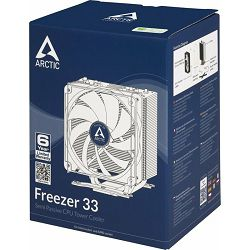 Arctic Freezer 33, Socket: 1150, 1151, 1155, 1156, 2011, 2011-3, 2066, AM4, ACFRE00028A