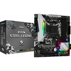 Asrock B450M Steel Legend, AM4
