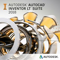 Autodesk Autocad Inventor LT Suite 2018 single user godišnja pretplata