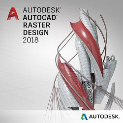Autodesk Autocad Raster Design 2018 single user dvogodišnja pretplata