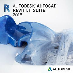 Autodesk Autocad Revit LT Suite 2018 single user dvogodišnja pretplata
