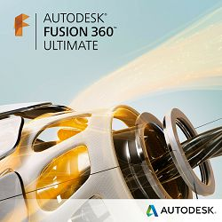 Autodesk Fusion 360 Ultimate 2018 single user godišnja pretplata