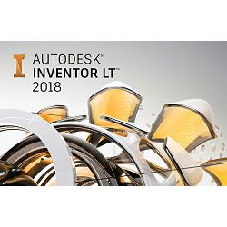 Autodesk Inventor LT 2018 single user godišnja pretplata