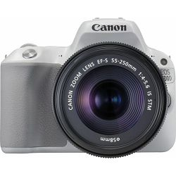 CANON EOS 200D+EF18-55 IS, white, 2253C001