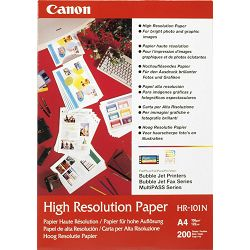 Canon Photo Paper Pro HR101 - A4 - 200L, 200 listova