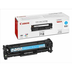 Canon toner CRG-718C, cyan