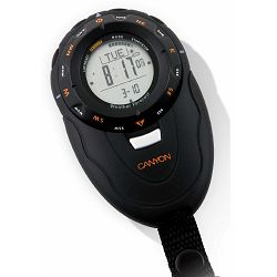 CANYON DC3 Handheld Weather Master with Digit Compass Altio & Thermometer, Weather Icons, Alarm, Ti