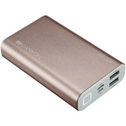 Canyon Powerbank 10000mAh Rose Gold, Quick Charge, CND-TPBQC10RG