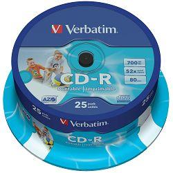 CD medij Verbatim 25 pr 43439