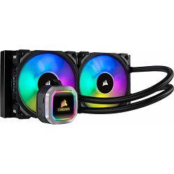 Corsair Cooling Hydro H100i RGB PLATINUM, CW-9060039-WW