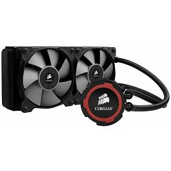 Corsair Hydro Series H105, Intel™ LGA 1150, 1155, 1156, 1366, and 2011 + AMD sockets AM2, AM3 and F