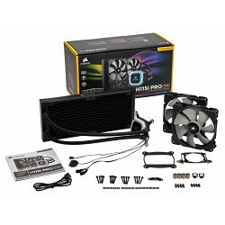 Corsair Cooling Hydro H115i Pro, CW-9060032-WW