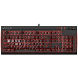 CORSAIR STRAFE Mechanical Gaming Keyboard — Cherry MX Red, CH-900008